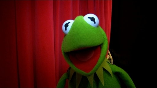 Twitter Questions: Kermit the Frog Video