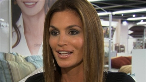 Fashion's Night Out 2009: Cindy Crawford Launches Cindy Crawford Video