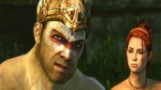 [Adam Sessler On Enslaved: Odyssey to the West]