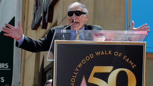 Mel Brooks Nabs a Star Video
