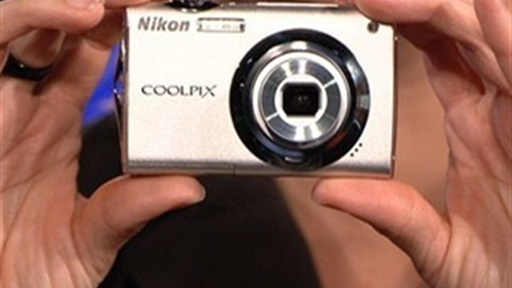 Nikon Coolpix S4000 Digital Camera Review Video