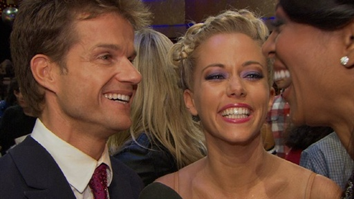 'Dancing' Week 2: Is Kendra Wilkinson Still Feeling 'Fragile'? Video
