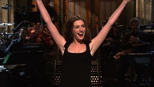 Anne Hathaway Monologue Video