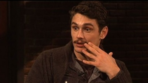 James Franco: Gigolo Video