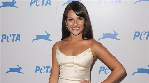 Lea Michele: 'It Was a Challenge' Singing '...Baby One More Time view on break.com tube online.