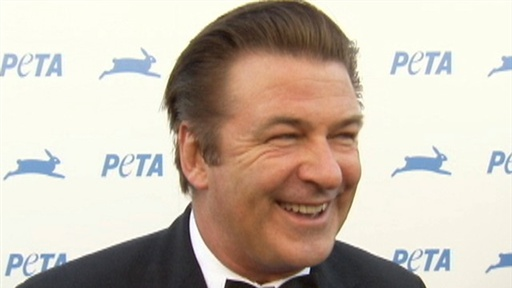 Alec Baldwin Is PETA's Host With the Most Video