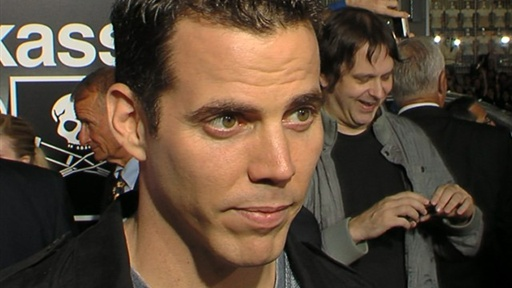 Steve-O On 'Dancing': 'I Don't Ever Want to Do That Again' Video