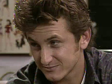 Spade in America: Sean Penn Video