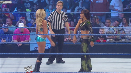 Kelly Kelly Vs. Layla Video