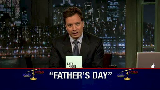 [Pros and Cons: Father's Day]