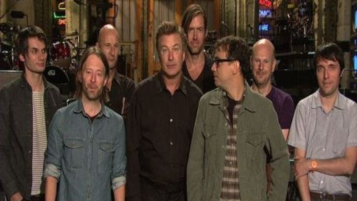 SNL Promo: Alec Baldwin & Radiohead Video