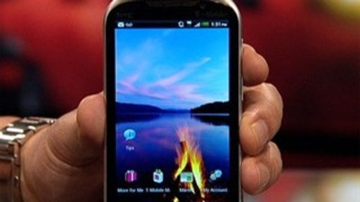 HTC Amaze 4G Smartphone Review Video