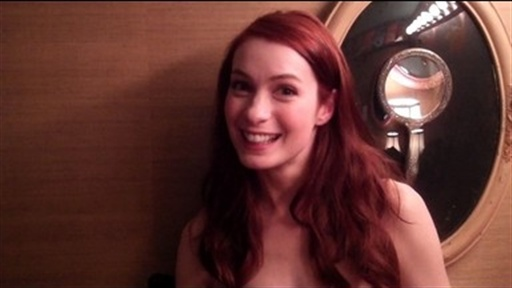 Twitter Questions: Felicia Day Video