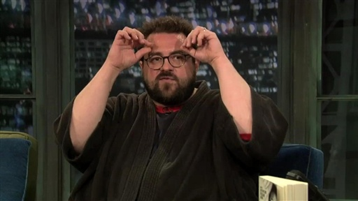Kevin Smith Interview Video