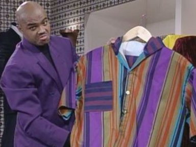 [Charles Barkley's Big, Tall and Black Men's Stores]