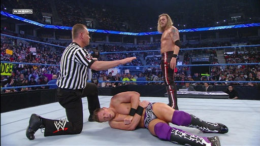 [Edge Vs. United States Champion the Miz]