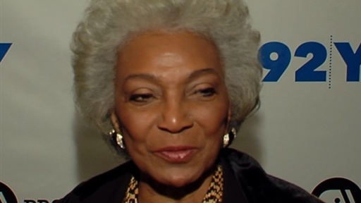 How Did Martin Luther King Jr. Convince Nichelle Nichols to Stay Video