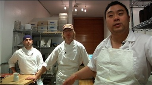 Late Night Eats: Momofuku Test Kitchen Video