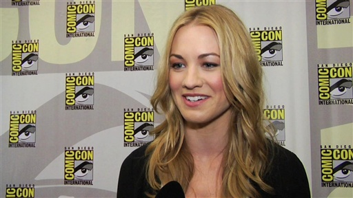 Yvonne: Comic-Con Reality Check Video