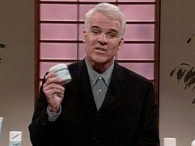 Steve Martin's Penis Beauty Creme Video