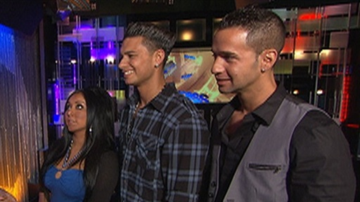 ['Jersey Shore' Cast On How to Be a Guido]