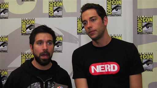 Zach and Josh: Best of Comic-Con Video