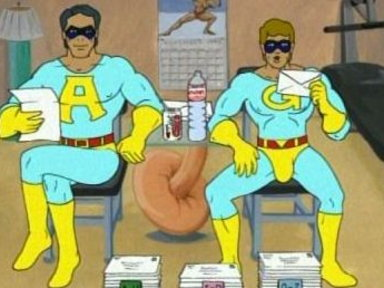 TV Funhouse: Ambiguously Gay Duo Video