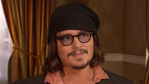 [Johnny Depp Talks Acting Out 'Emotion Capture' for 'Rango']