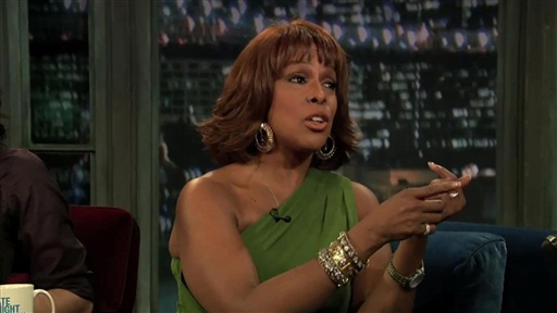 Gayle King Video