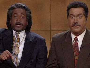 Weekend Update: Jesse Jackson and Al Sharpton Video