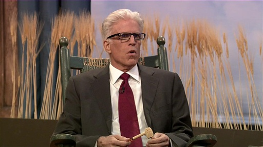 [Boring Interview With Ted Danson]
