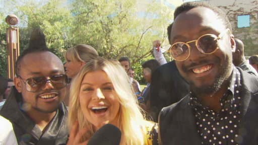 [The Black Eyed Peas Shoot Down Breakup Rumors]