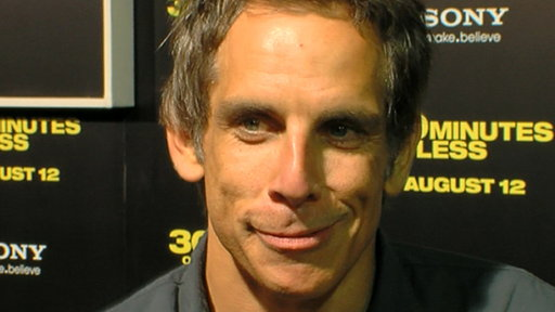 [Ben Stiller: 'There's Still So Much Need' in Haiti]