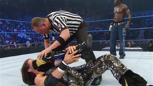 R-Truth Vs. John Morrison Video