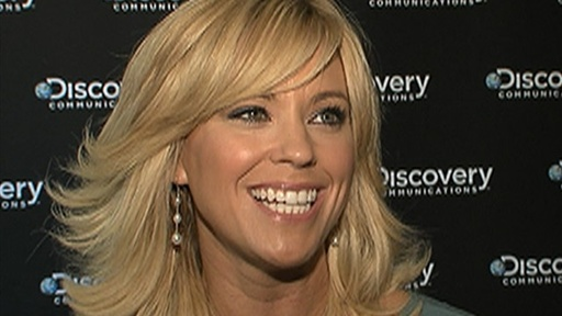[Kate Gosselin: 'I Want to Reach Out and Connect With People']