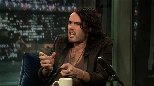 [Russell Brand Interview, Part 2]