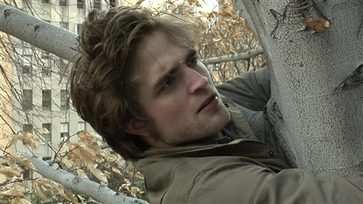 Robert Pattinson is Double-Bothered Video