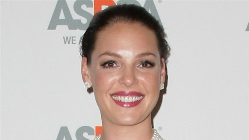 Katherine Heigl Honored for Her Work With Animals by ASPCA Video