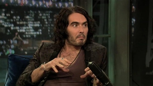 [Russell Brand Interview, Part 1]