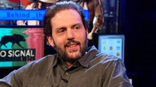 "[Silas Weir Mitchell from ""Grimm"" On AOTS]"