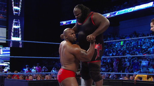 Ezekiel Jackson vs. Mark Henry Video