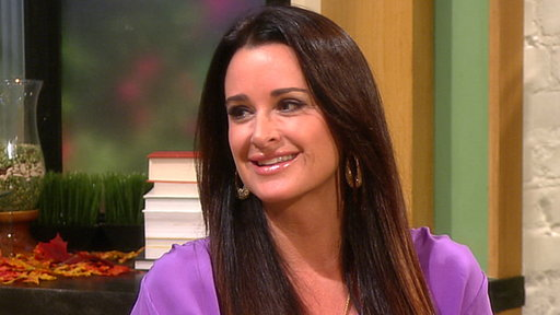 [Kyle Richards: 'Real Housewives' Isn't 'Little House On the Prai]