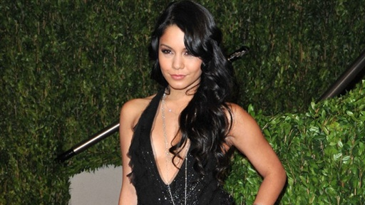 2010 Vanity Fair Oscar Party: Vanessa Hudgens On 'Sucker Punch' Video