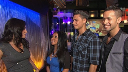 [Snooki, Pauly D & the Situation Talk 'Jersey Shore' Punch]