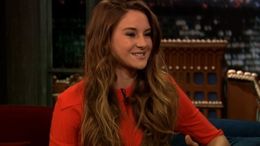 Shailene Woodley Video