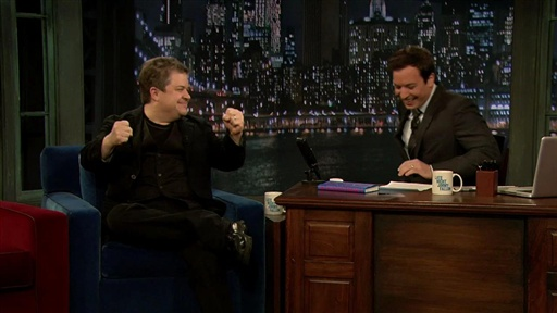 [Patton Oswalt, Part 1]