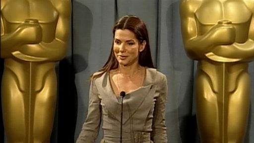 [2010 Oscar Luncheon: Sandra Bullock - 'I Feel an Obligation to B]