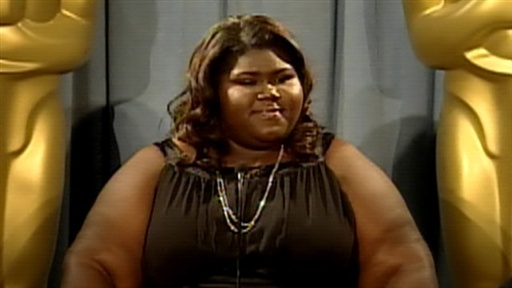 2010 Oscar Luncheon: Gabourey Sidibe - &#39;I&#39;m Really Excited the S Video