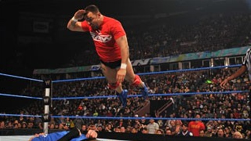 Santino Marella Vs. Jack Swagger Video