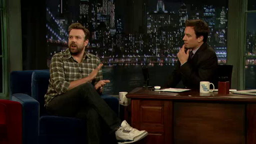 Jason Sudeikis Video